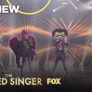 Preview: Welcome To The Semi-Finals | Season 3 Ep. 16 | THE MASKED SINGER