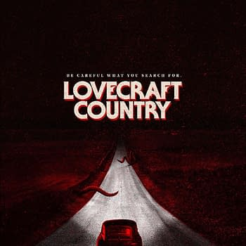 New key art and poster for Lovecraft Country (Image: HBO)