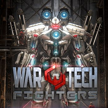 Blowfish Studios Announces War Tech Fighters Coming to Console in June