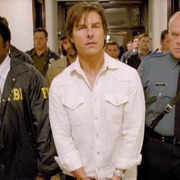 American Made Review: Tom Cruise Shines As A CIA Loose Cannon