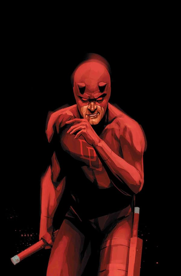 Marvel Comics Ramps Everything Up for Daredevil #612