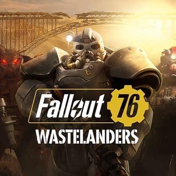 Fallout 76 Wastelanders Title Art