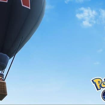 Team GO Rocket Balloons Invade Pokémon GO