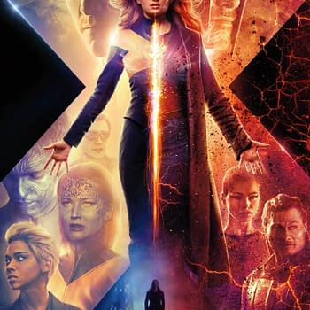 New Dark Phoenix Poster Trailer Coming Wednesday