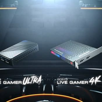 AVerMedia 4K UHD card reveal 2018
