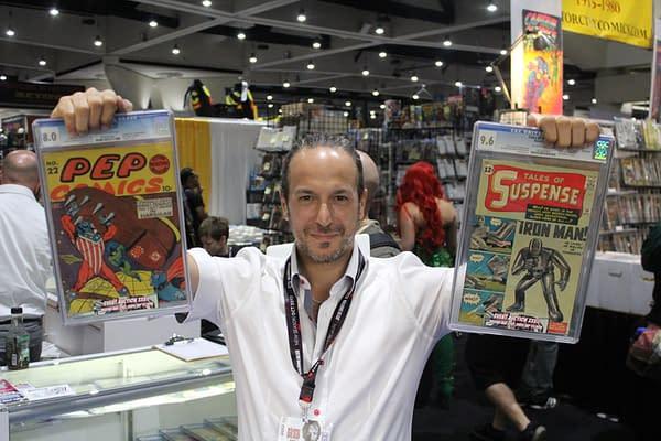SDCC Vintage Comics: Metropolis Collectibles' Vincent Zurzolo And An Archie Fan's Dream Comic