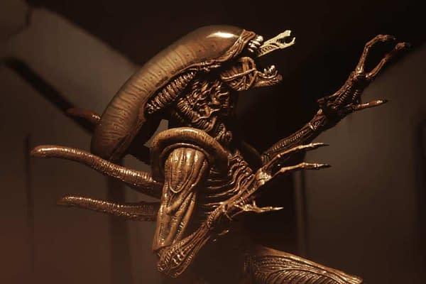 NECA Alien Resurrection Xenomorph 4