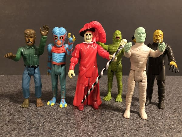 Super7 Universal Monsters ReAction Figures Wave 1 16