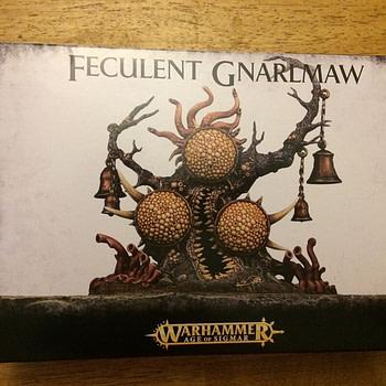 "- Review: Games Workshop's ""Feculent Gnarlmaw"""