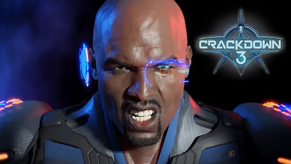 Terry Crews Character Added To 'Crackdown 3'
