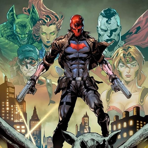 "Scott Lobdell Quits Red Hood With #50, Replaced By ""Dynamic New Voice""."
