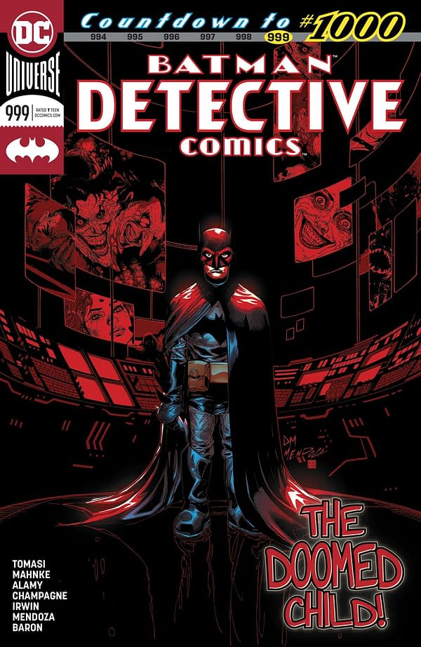 What Batman's Plan Actually Is, Revealed in Detective Comics #999 (Spoilers)