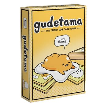 Renegate Game Studios Announces Gudetama Card Game