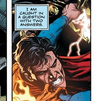 Will Doomsday Clock #12 Set Up DC Comics 5G... But Only in Six Years?