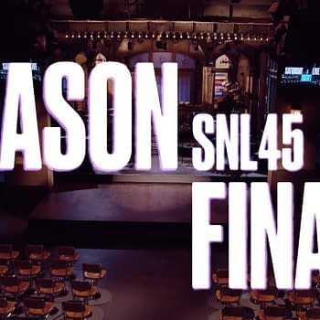 SNL at Home returns for the 45th season finale of Saturday Night Live, courtesy of NBC.