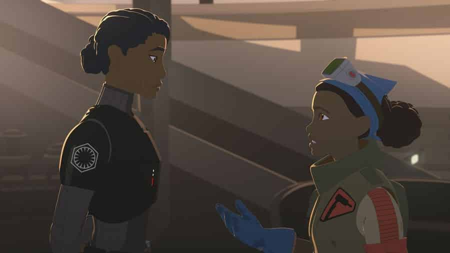 "'Star Wars Resistance' Season 1, Episode 19 ""Descent"": Kazuda Finally Rises [SPOILER REVIEW]"