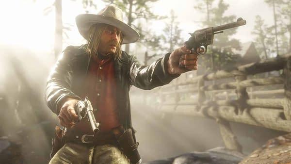Rockstar is Bribing GTA Online Players on Red Dead Redemption 2 Pre-Order
