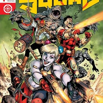 Government Official Endorses Tom Taylor and Bruno Redondos Suicide Squad