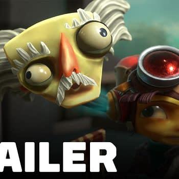 Starbreeze Double Fine Release Psychonauts 2 Debut Trailer
