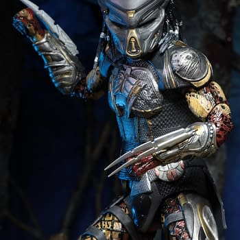 Predator Gets a New Figure from NECA from the New Film