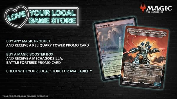 """Magic: The Gathering Announces """"Love Your Local Game Store"""" Program"""