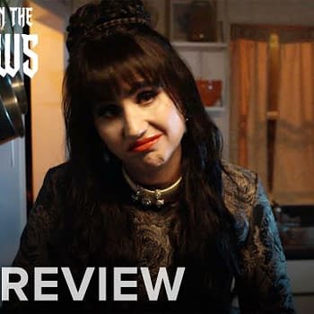Nadja remembers the good old days on What We Do in the Shadows, courtesy of FX Networks.