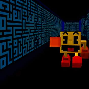 Minecraft Adds Pac-man To The Game For 40th Anniversary