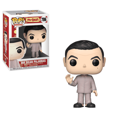 Funko Mr. Bean PJs Pop