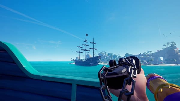 """""""Sea Of Thieves"""" Will Be Getting Chain Shot Cannonballs"""