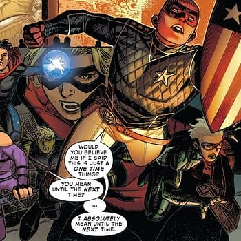 Young Avengers Relaunch in 2020 - To Replace Champions?