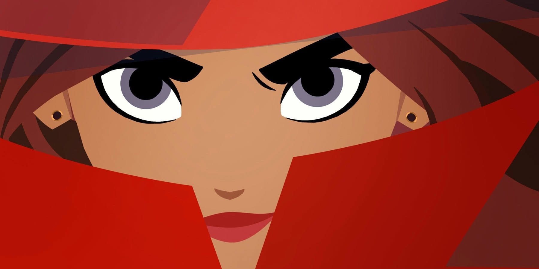 carmen sandiego netflix review