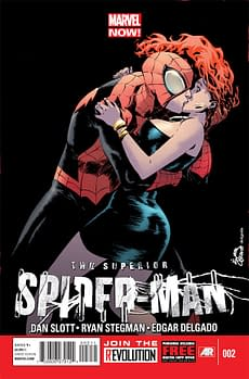 Rape, Redemption And The Superior Spider-Man (Spoilers)