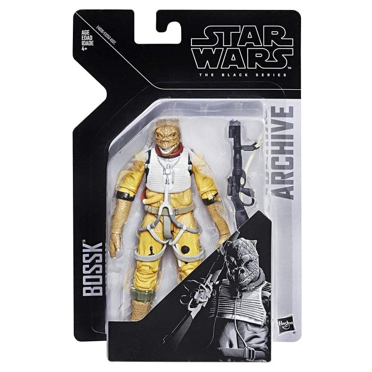 Star Wars Black Series Archive Collection Bossk 2