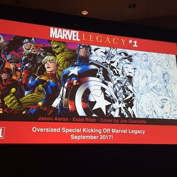 Marvel Legacy One Shot Looks Suspiciously Old School