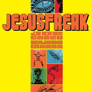 Jesusfreak &#8211 Image Comics Promises Ninja Jesus But Fails to Deliver