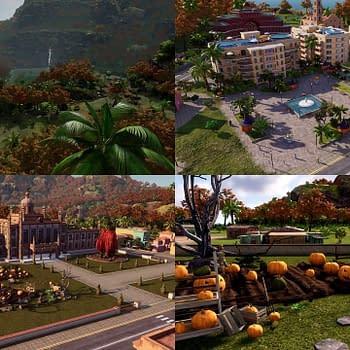 Tropico 6 Now Has Its Own Halloween Seasonal Event