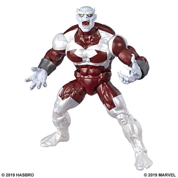 Marvel Legends BAF Caliban