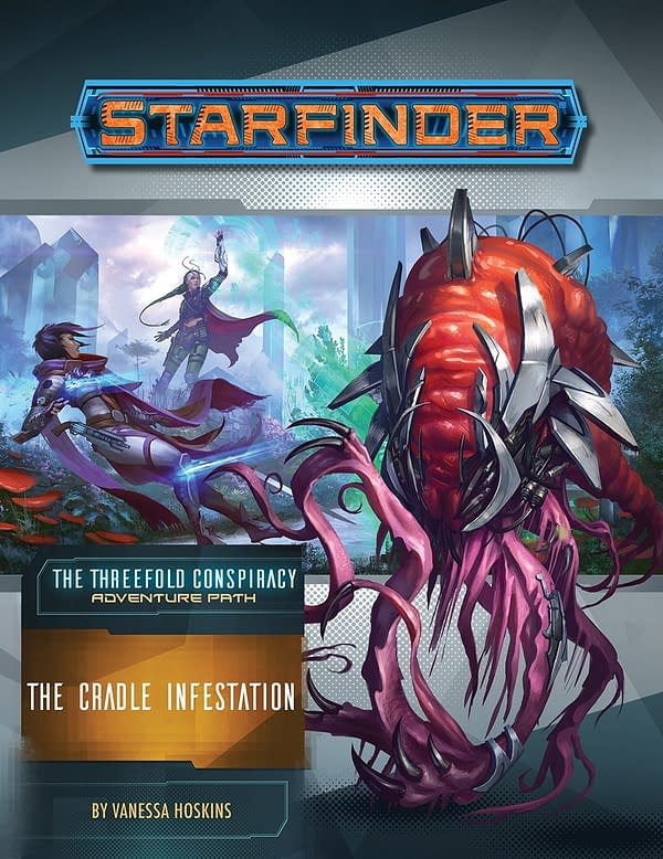 Paizo's July Solicitations Announced For Starfinder Tabletop RPG