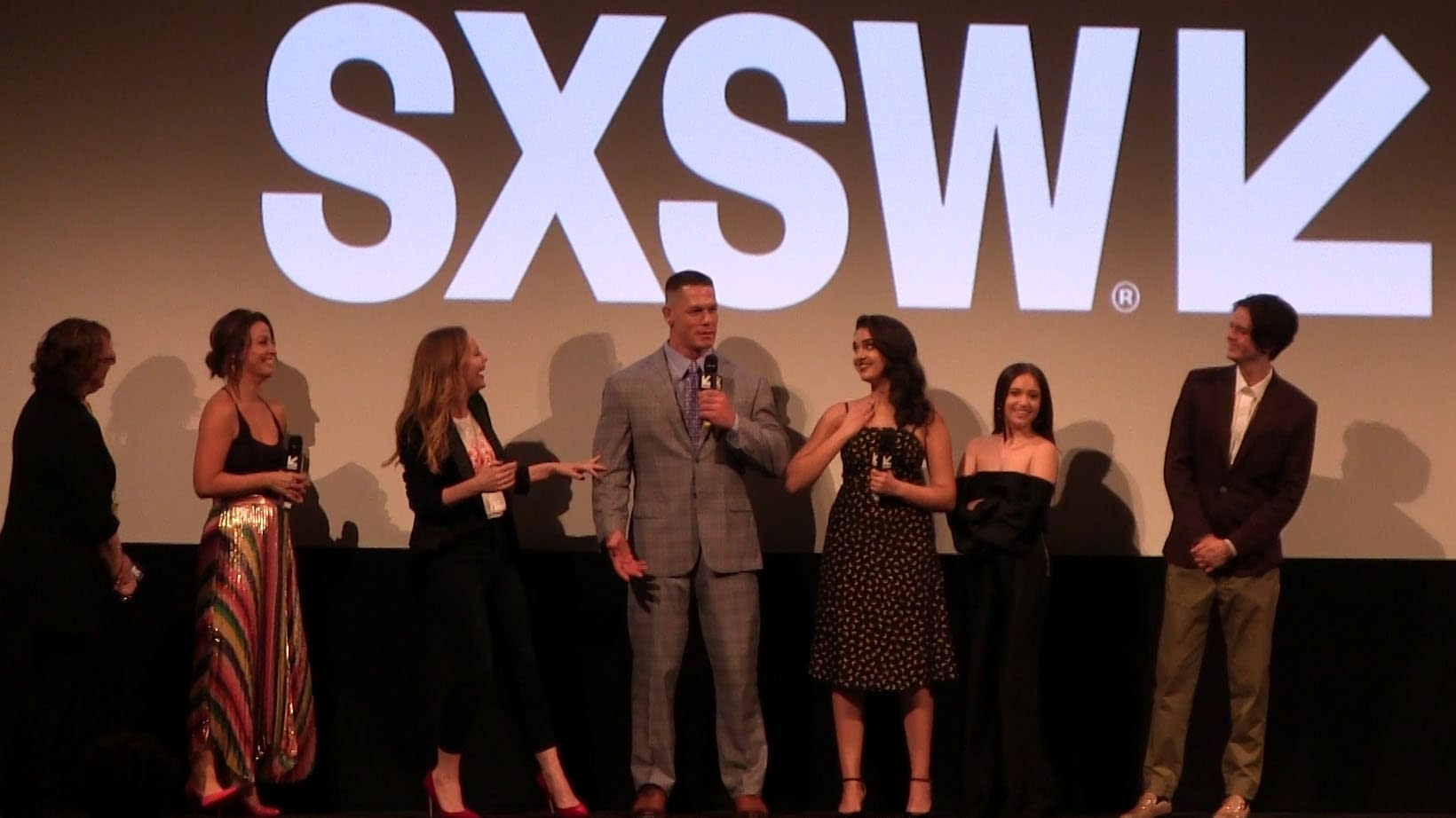 [#SXSW 2018] Blockers Red Carpet: Kay Cannon Talks Losing Her Directing Virginity, Plus the Q&A