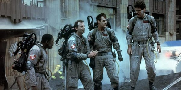 Ghostbusters Cast, Crew Share BTS Stories on Reunited Apart