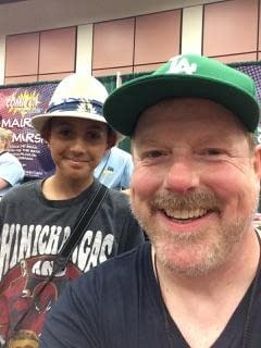 Catching Up With John DiMaggio At Comic Con Palm Springs