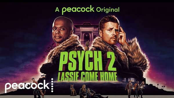 Psych 2: Lassie Come Home | Official Trailer | Peacock