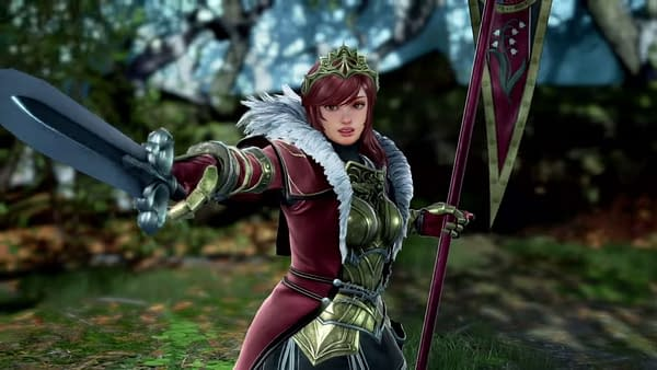"""SoulCalibur VI"" Introduces New DLC Fighter Hilde"