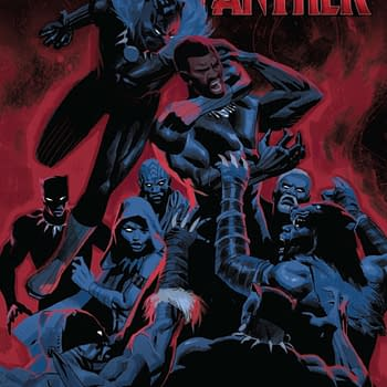 Black Panther #20 [Preview]