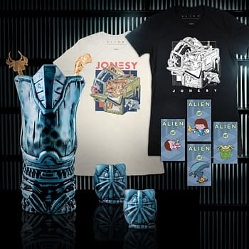 Mondo has a bunch of new items availble for Alien Day 2020.