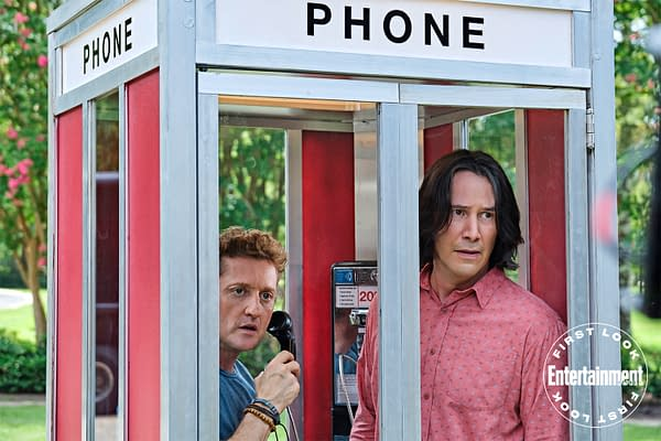 Bill & Ted Face the Music - Alex Winter and Keanu Reeves