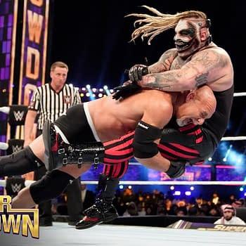 Goldberg Spears Wyatt 4 times: WWE Super ShowDown 2020 (WWE Network Exclusive)