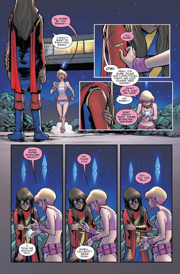 Gwenpool Strikes Back #5 [Preview]