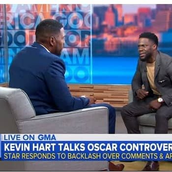 Kevin Hart on Oscars 2019 Hosting: Im Over That Im Over the Moment