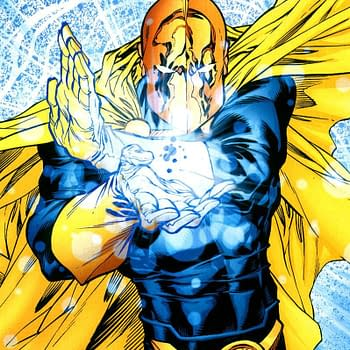 Superman Vs Doctor Fate &#8211 Might Against Magic